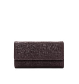 CoLab Charley Pebble Wallet Fudge