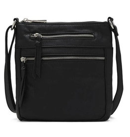 CoLab Jazzy Flat Crossbody Black