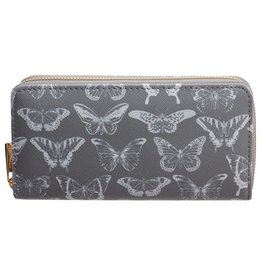 Karma Large Wallet- Butterfly