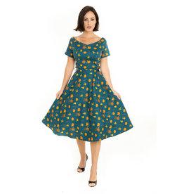 Miss. Lulo Joan Autumn Dress