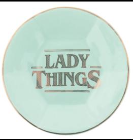 Karma Trinket Tray Lady Things