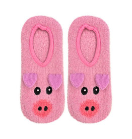 Living Royal Fuzzy Slipper Pig