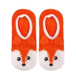 Living Royal Fuzzy Slipper Fox