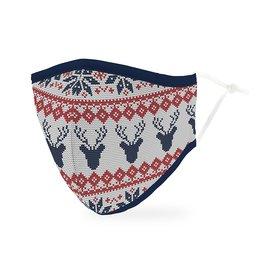 WeddingStar Holiday Mask Nordic Reindeer