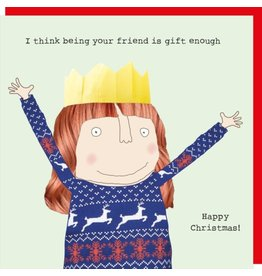 Rosie Made a Thing Cards-Rosie-Xmas  Friend Gift