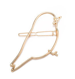 E&S Accessories Bird Outline Hair Clip