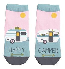 Karma Happy Camper Ankle Socks