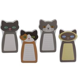 Streamline Cat notepads