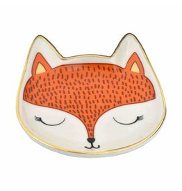 Streamline Fox Trinket Dish