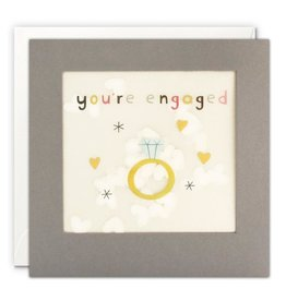 James Ellis Card-You're Engaged