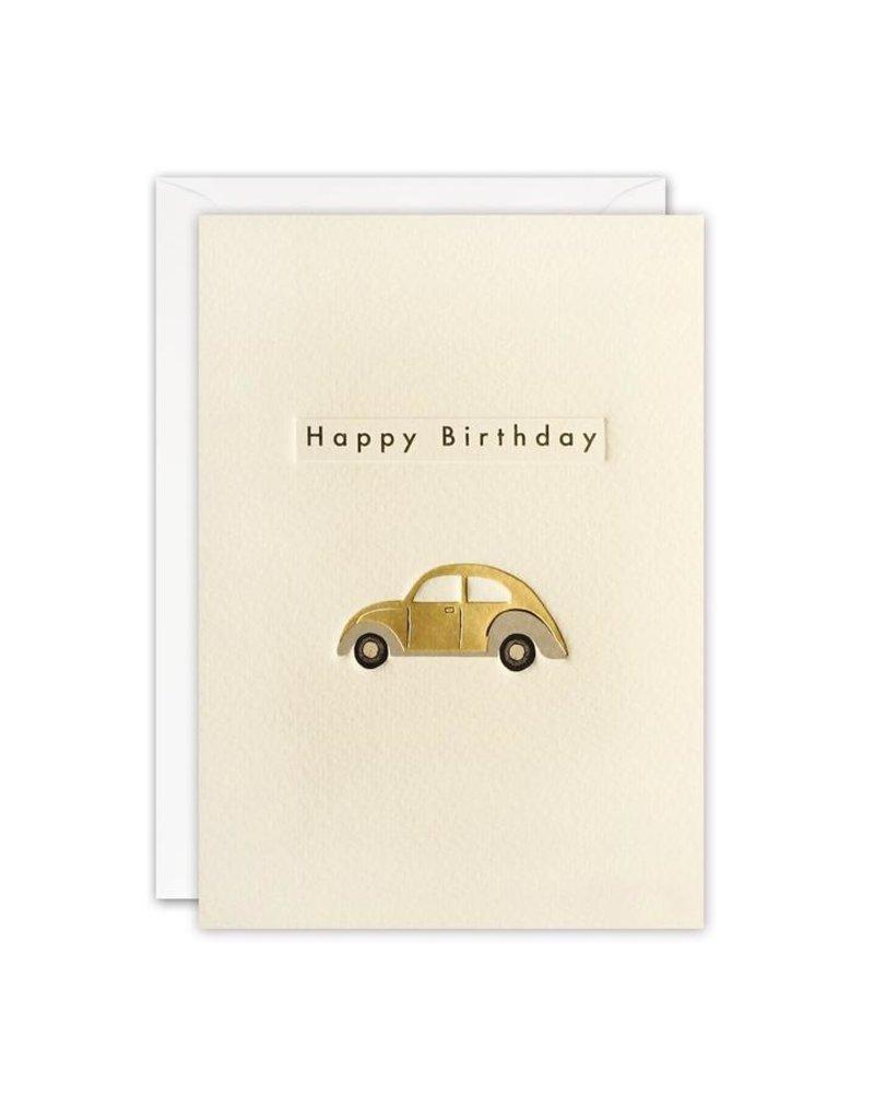 James Ellis Card-Happy Birthday Beetle Car