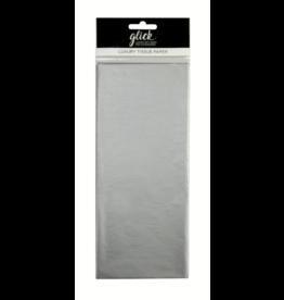 Glick Tissue-Plain Silver