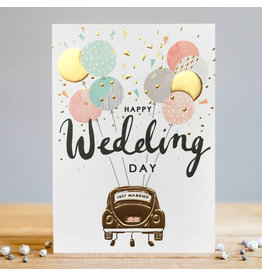 Card- Happy Wedding Day