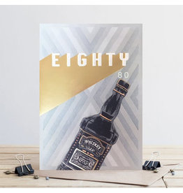 Card- 80 (Whiskey)