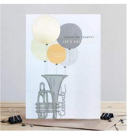 Card-Let's Celebrate