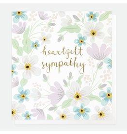 Caroline Gardner Card-Heartfelt Sympathy