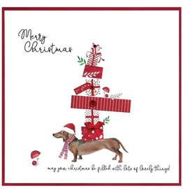 Cinnamon Aitch Card-Merry Christmas Lovely Things