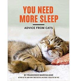 Raincoast Books You Need More Sleep