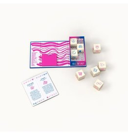 Raincoast Books Positive Vibes Fortune Telling Dice