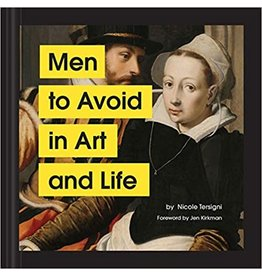 Raincoast Books Book- Men to Avoid in Art
