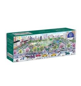 Galison Puzzle- Michael Storrings Cityscape