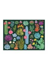 Galison Puzzle-Desert Flora 1000 Piece