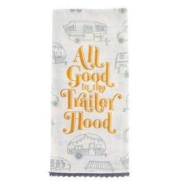 Karma Tea Towel-Trailer Hood