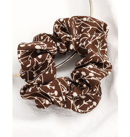 E&S Accessories Floral Branches Scrunchie
