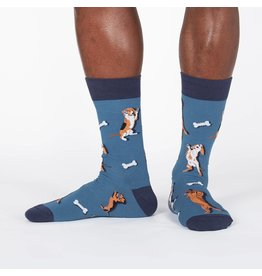 Sock it to me Men's Crew - Raise The Woof