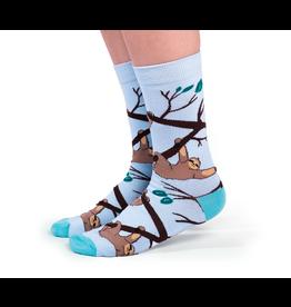 Uptown Sox LTD Women's Socks- Sloth'in Around