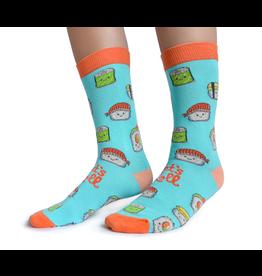 Uptown Sox LTD Women's Socks-Sushi Rolls