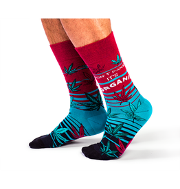 Uptown Sox LTD Men's Socks-Mary Jane