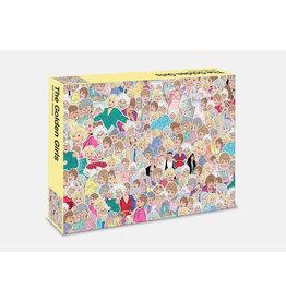 Penguin/Random House Golden Girls Jigsaw Puzzle