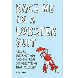 Penguin/Random House Race Me In A Lobster Suit