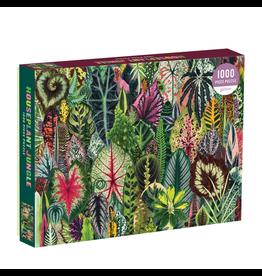 Galison Puzzle- Houseplant Jungle