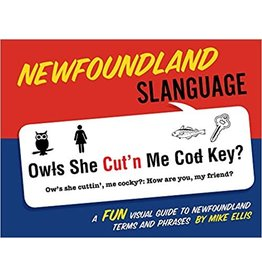 Raincoast Books Book- Newfoundland Slanguage