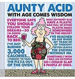 Raincoast Books Book- Aunty Acid With Age