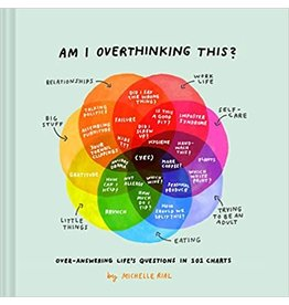 Raincoast Books Book- Am I Overthinking This?