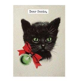 Raven's Rest Xmas Card-Catnip