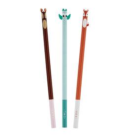 Legami Woodland Pencil Pack