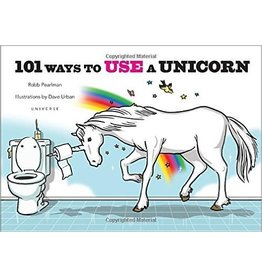Penguin/Random House 101 Ways To Use A Unicorn