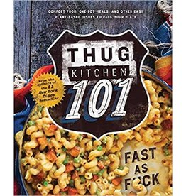 Raincoast Books Thug Kitchen 101