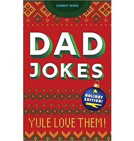 Raincoast Books Book- Dad Jokes Holiday