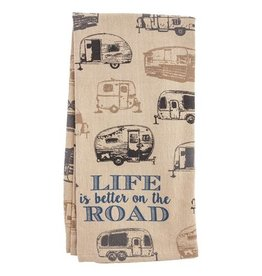 Karma Tea Towels Americana Camper