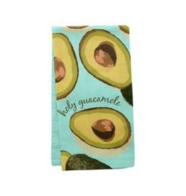 Wit Tea Towels Avocado