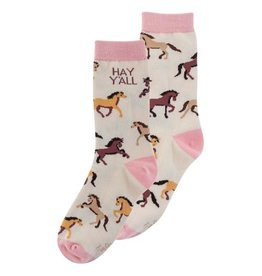 Karma Socks- Horse