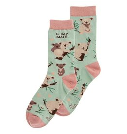 Karma Socks- Koala Bear