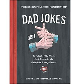 Raincoast Books Book-Compendium of Dad Jokes