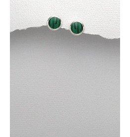 Studs:  Circular Stones