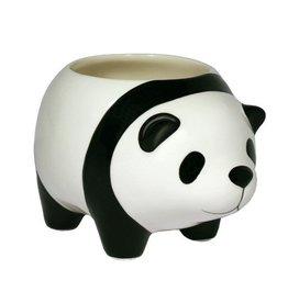 Streamline Panda Planter Pot